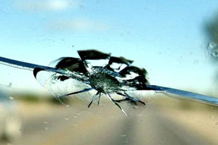 Windshield Glass Chip Repair